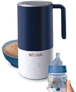 BÉABA, Milk Prep, Préparateur de Biberons et Boissons Lactées, Chauffe Rapide
