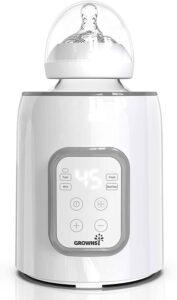 Chauffe-biberon stérilisateur pour biberons 5 en 1 Fast Chauffe-biberon pour bébé Maintien au chaud de la nourriture