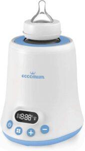 Chauffe biberon, Eccomum Chauffe-biberon Home avec écran LCD Numérique 6 en 1
